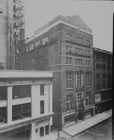 The John Marshall Law School in 1899, Chicago.