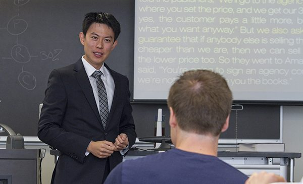Daryl Lim, Professor of Law, Director, Center for Intellectual Property, Information & Privacy Law