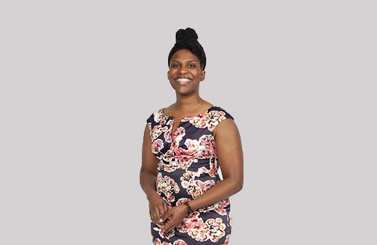Assistant Dean Tania Luma
