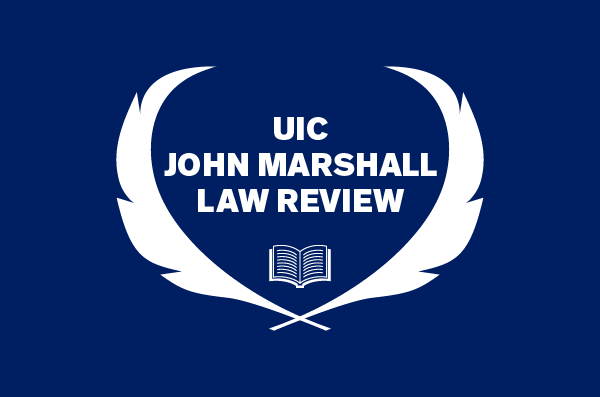 UIC John Marshal Law Review
