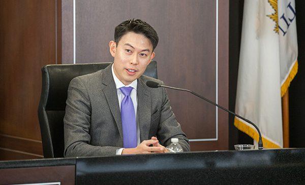 Professor Daryl Lim