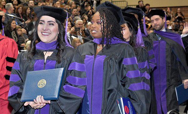 UIC John Marshall Law School Graduation