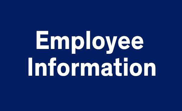Employee Information