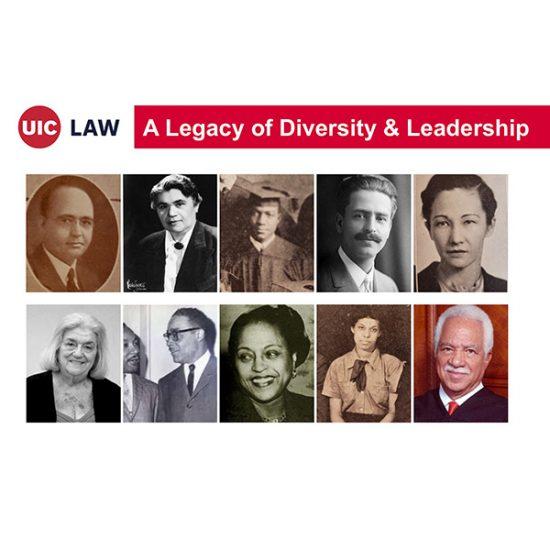 Collage of Diverse Alumni