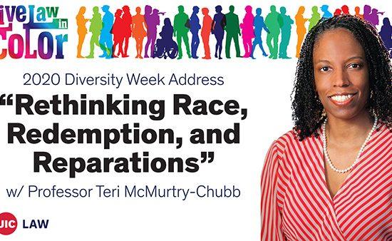 2020 Diversity Week Address Video Screencap