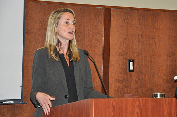 Amy T. Campbell, Associate Dean for Law & Health Sciences, Professor of Law