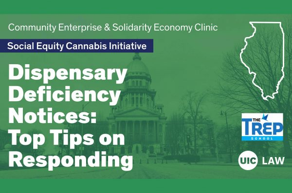 Dispensary Deficiency IDFPR Sessions Badge