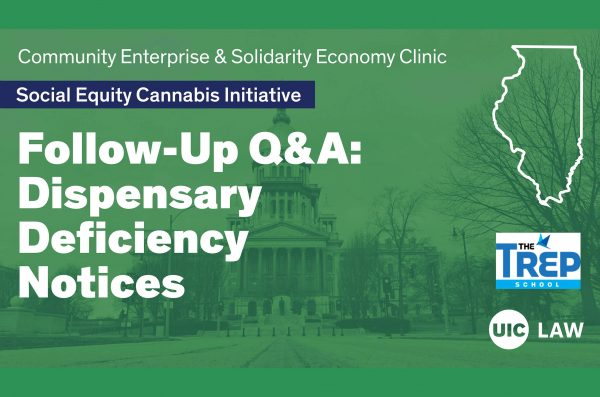Dispensary Deficiency Q&A Session Badge